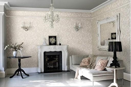 Luxurious European inspired look